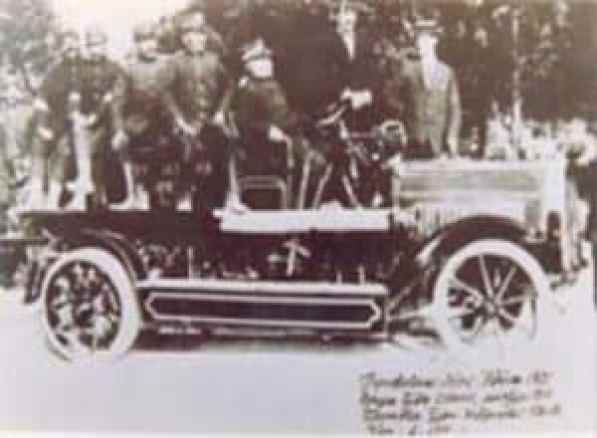 Πυροσβεστική-1926, 30 Αυγούστου