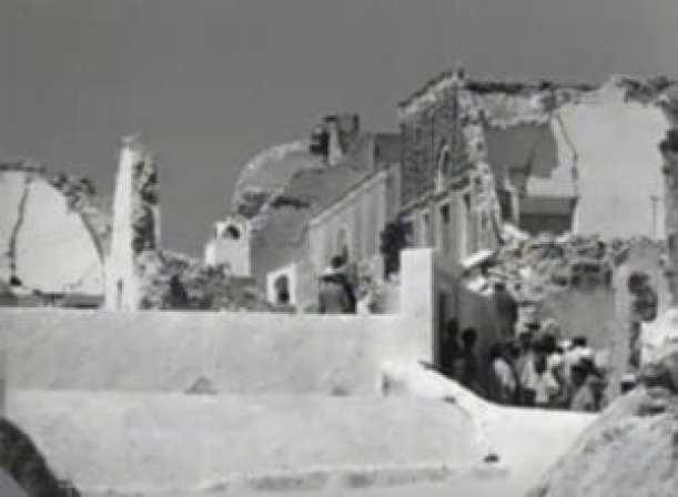 Σεισμός-Σαντορίνη 1956, 9 Ιουλίου