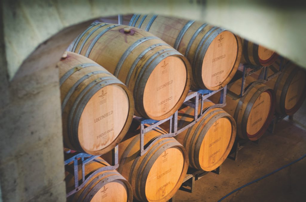 Leconfield Barrels Coonawarra