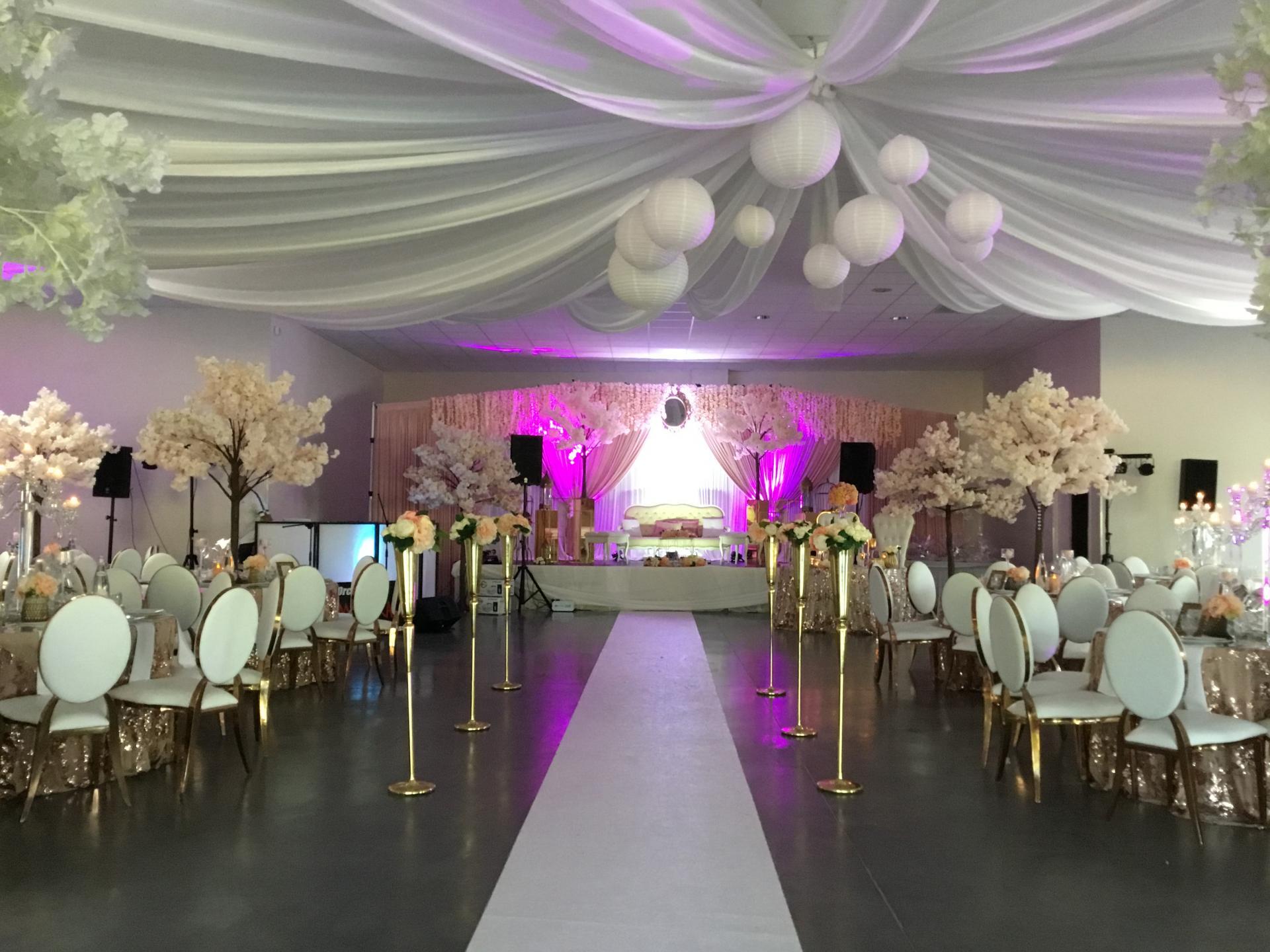 Decoration Salle De Mariage En Isere