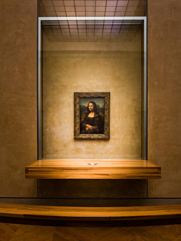 La Joconde Muse Du Louvre