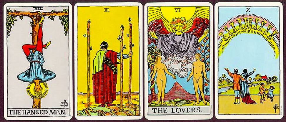Wine and Tarot Pairing on September 26th