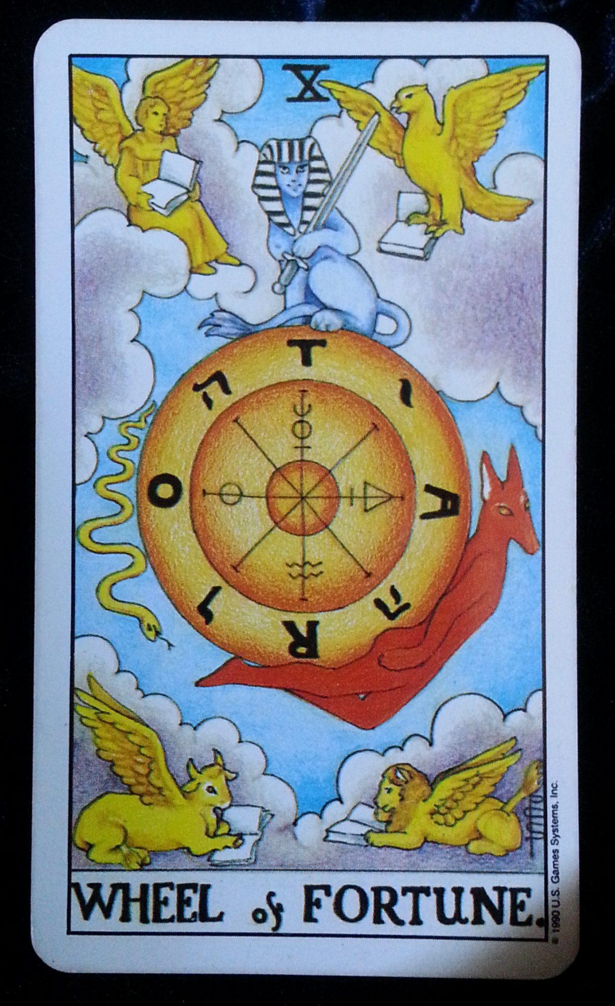 Arnemancy Card Of The Week Wheel Of Fortune