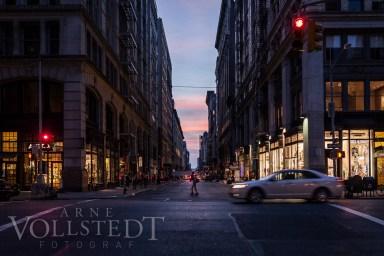 NYC Manhattan Henge