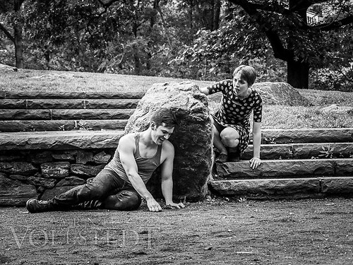 Barefoot Shakespeare Company im Central Park New York