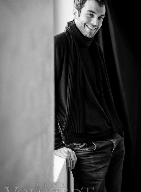 Portrait des Fotografen J. Konrad Schmidt