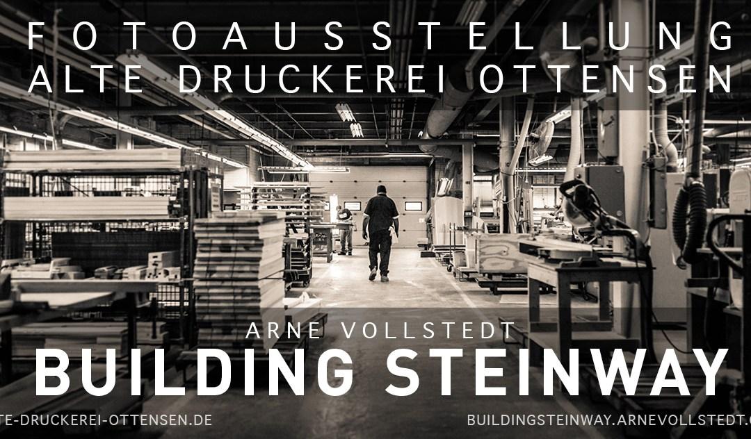 Ausstellung – Building Steinway