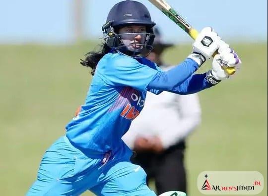 India Women vs South Africa Women लाइव स्कोर