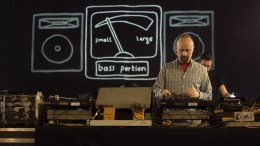 Juxtapose Mr. Scruff Luxor Live