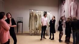 Feestelijke start verkoop showcollectie Irene Schaepman
