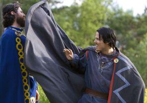 Akt I: Frösötinget, Juni år 1025