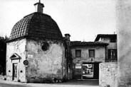 Cappella della Mota in via Vittorio Veneto a Figline Valdarno