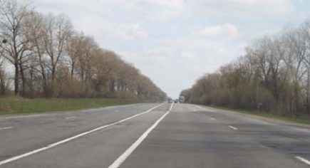 Drogi na Ukrainie