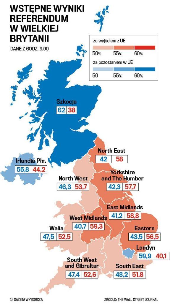 z20294683Q,Wyniki-referendum-w-Wielkiej-Brytanii