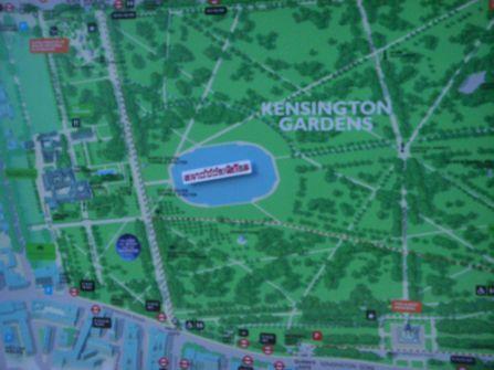 London-Kensignton Gardens
