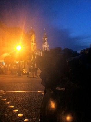 Dresden nachts
