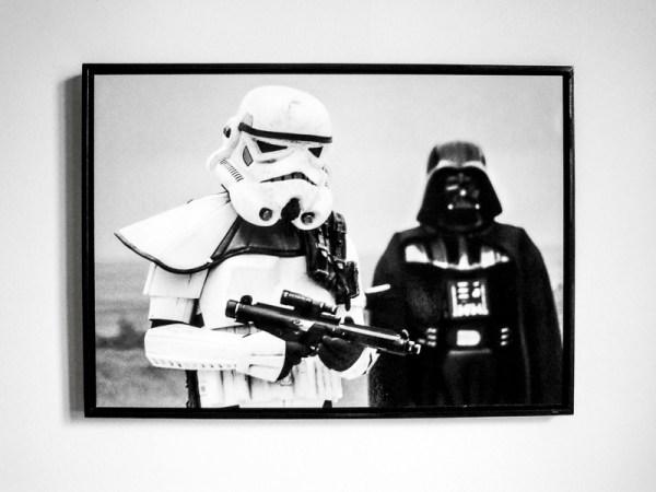 Elite soldier 'Star Wars Day' #1