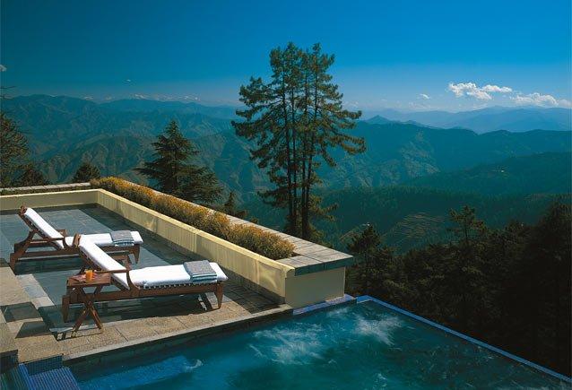 Wildflower Hall Resort, Himalayas