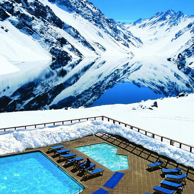 Portillo Ski Resort, Chile