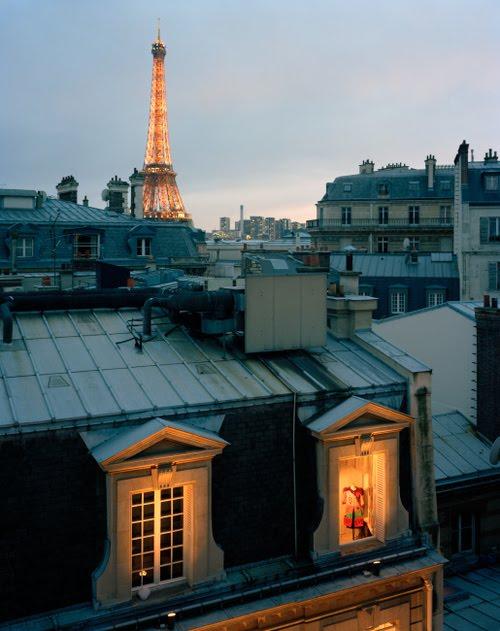 Lights, Paris, France