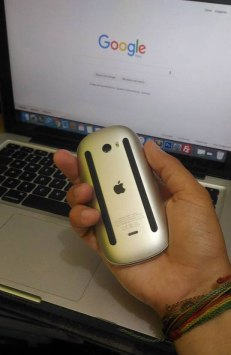 magic mouse 2 parte trasera