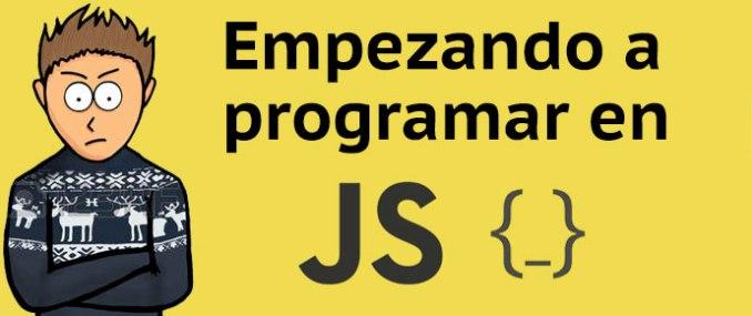 empezar programar javascript
