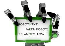 meta etiqueta robots por defecto