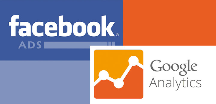 objetivos google analytics para facebook ads