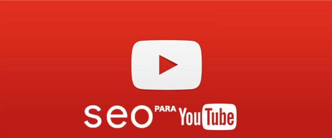 seo vídeos youtube