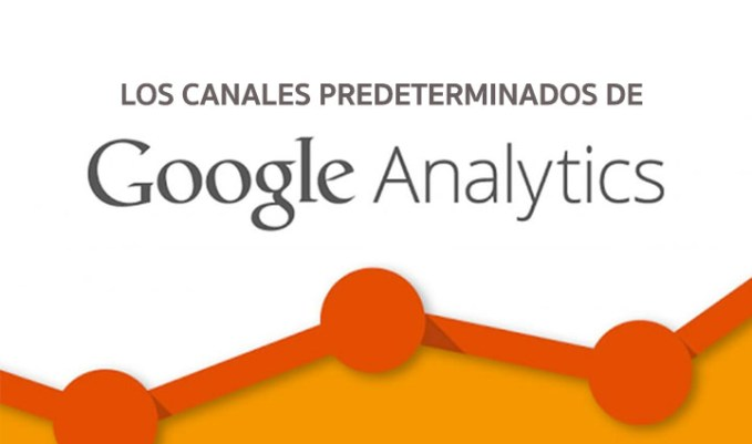 tipos canales google analytics