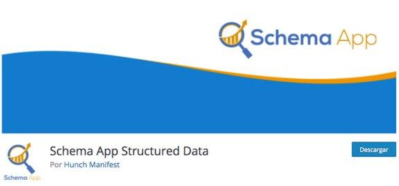 plugin schema app structured data