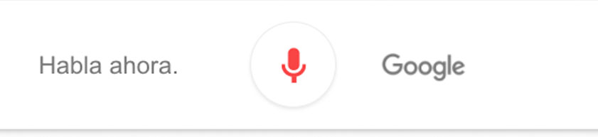 busqueda voz tendencias seo 2018