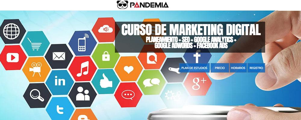 curso marketing digital pandemia peru