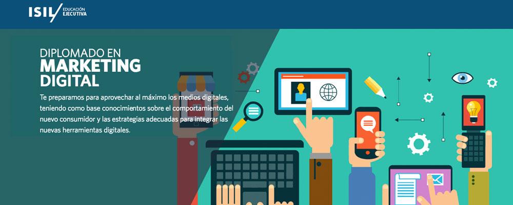 diplomado marketing digital isil peru