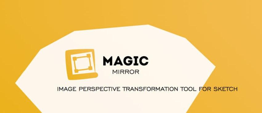 magic mirror herramienta web maquetacion