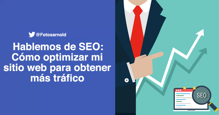 SEO: Como optimizar sitio web