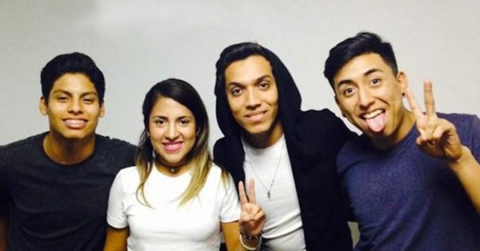 debarrio yotubers peruanos