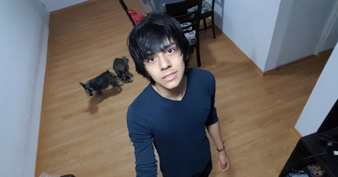 thedaarick28 youtuber peruano