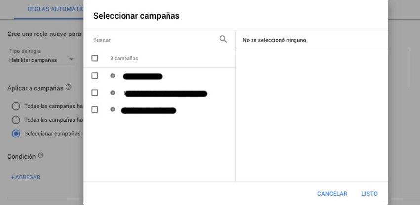 reglas-selecciona-reglas-google-ads