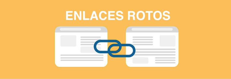 enlaces rotos tasa rebote blog