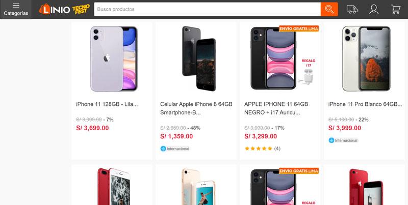 comprar-iphone-peru-linio