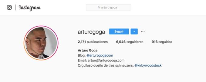 arturo goga influencer peruano tecnologia