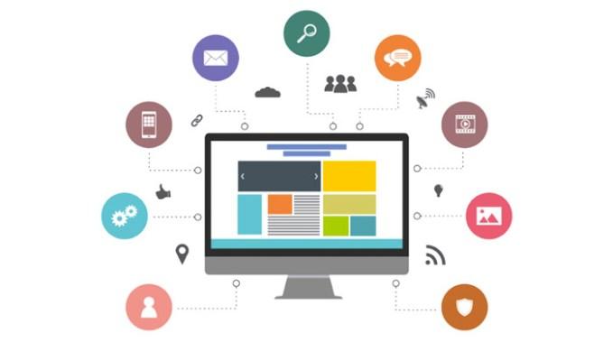 elementos necesarios para la creacion de paginas web