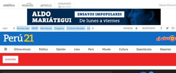 peru21 portal noticias economia politica peru