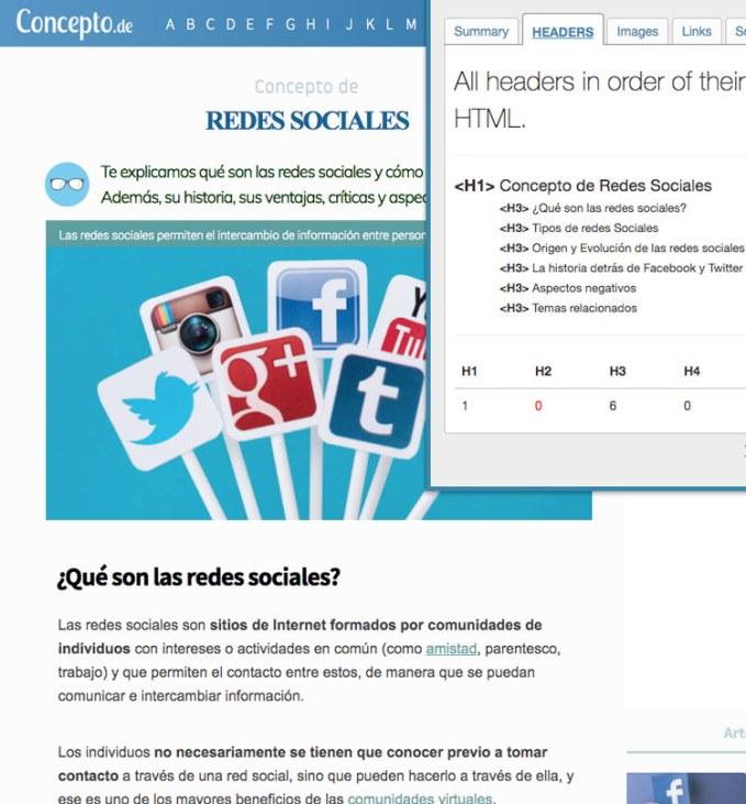 titulo y contenido atractivo para redes sociales