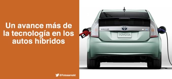 avance mas tecnologia autos hibridos