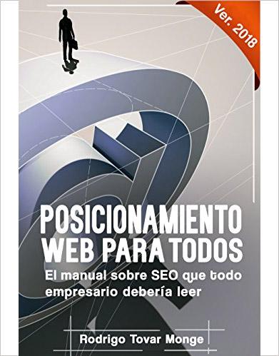 libro posicionamiento web para todos