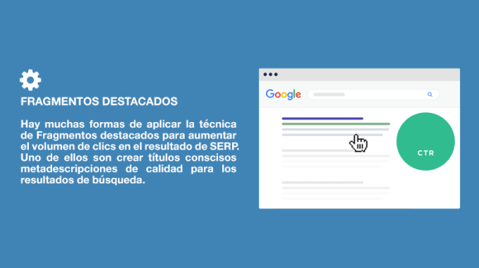 fragmentos destacados google tendencias seo 2020