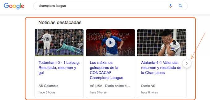 carrusel noticias google