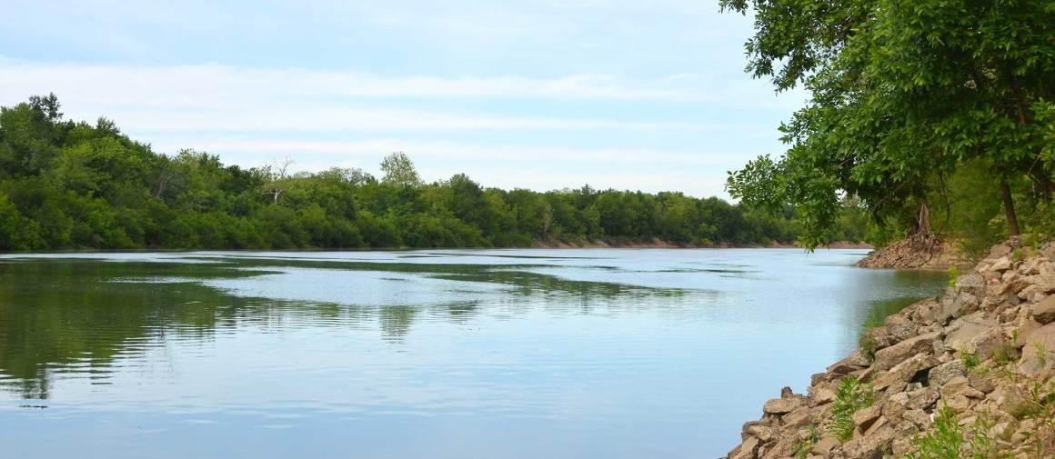 Arnold MO Meramec River